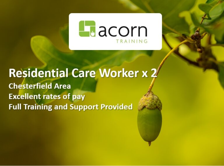 Residential Care Chesterfield